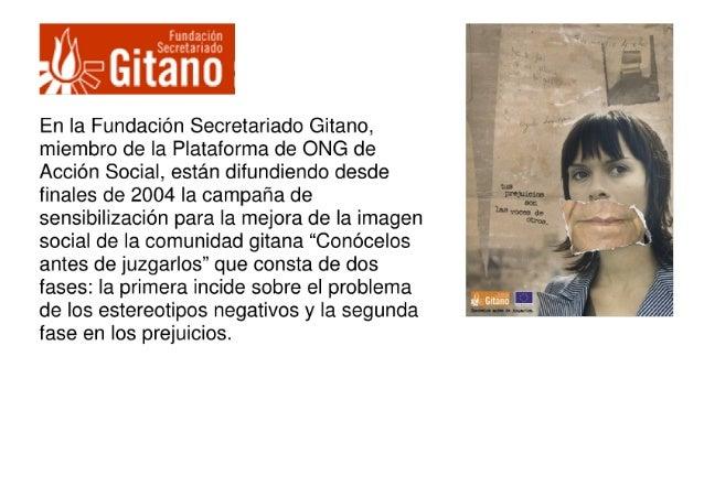 En Ia Fundación Secretariado Gitano,  miembro de la Plataforma de ONG de Acción Social,  están difundiendo desde finales d...