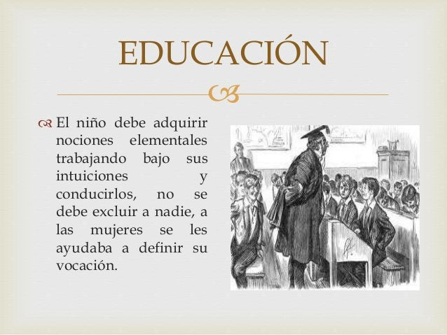 ESCUELAS Escuela elemental Escuela Latina Escuela Hyperphisica Se desarrolla en los niños de 6-12 años de edad, Cultiva ...