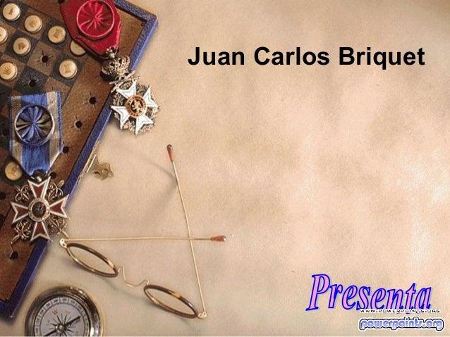 Juan Carlos Briquet