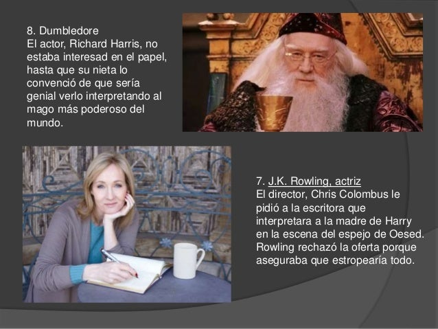 Juan carlos briquet marmol 10 curiosidades de la for Espejo harry potter