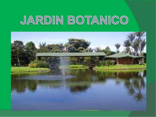 El Jardín Botánico es un mundo pleno de naturaleza y color que cuenta con un área de 19 hectáreas. Su nombre honra la memo...