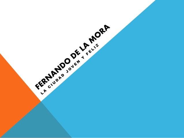 Fernando de la Mora es una ciudad de Paraguay, forma parte del Gran  Asunción y está ubicado en el Departamento Central.  ...