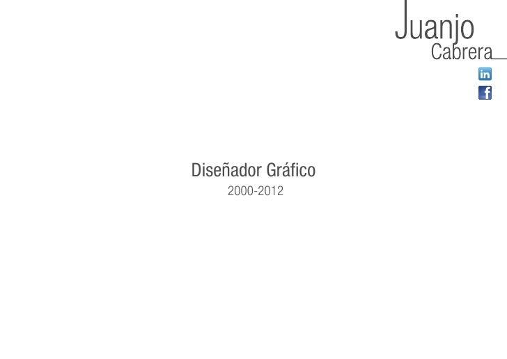 Diseñador Gráfico    2000-2012