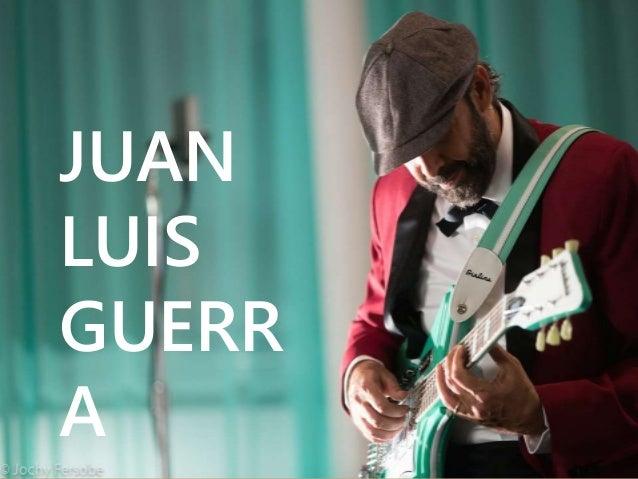 JUAN LUIS GUERR A
