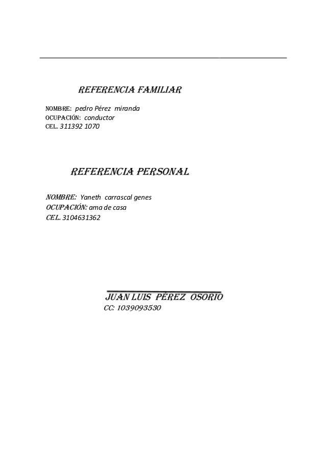 Ejemplos y modelos de carta de recomendación