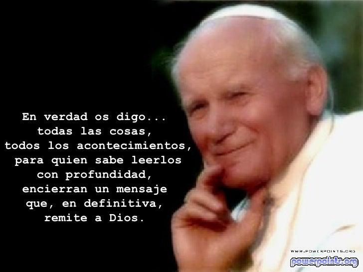 Juan Pablo Ii Elgrande