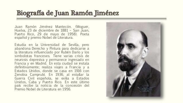 Resultado de imagen de Juan Ramón Jiménez