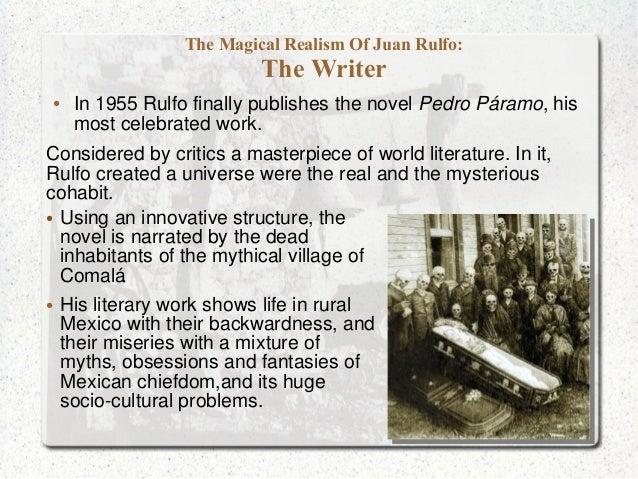 World literature touch in pedro paramo