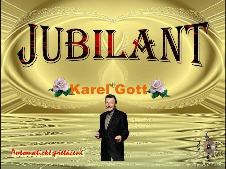 . Karel Gott