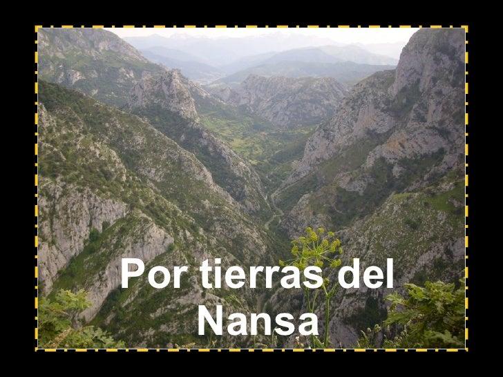 Por tierras del Nansa