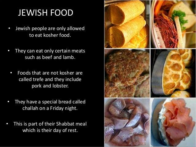 Why Do Jewish People Eat Kosher Food
