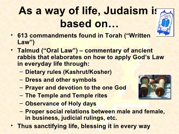 Judaism Odds And Ends
