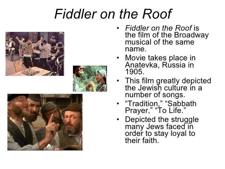 Judaism In Media