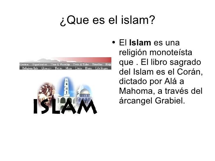 Judaismo e islamismo - Que es el corian ...