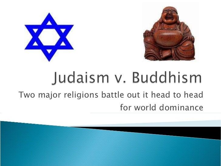 Buddhism and judaism