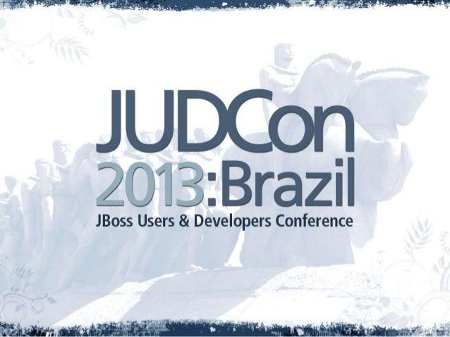 Envers + Seam + JBoss: Whyto use?Diogo Souza