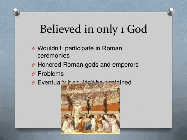 greco roman judeo christian What are the judeo-christian beliefs save cancel already exists would  the greco-roman traditions in general assumed there to be a patron god for each city,.