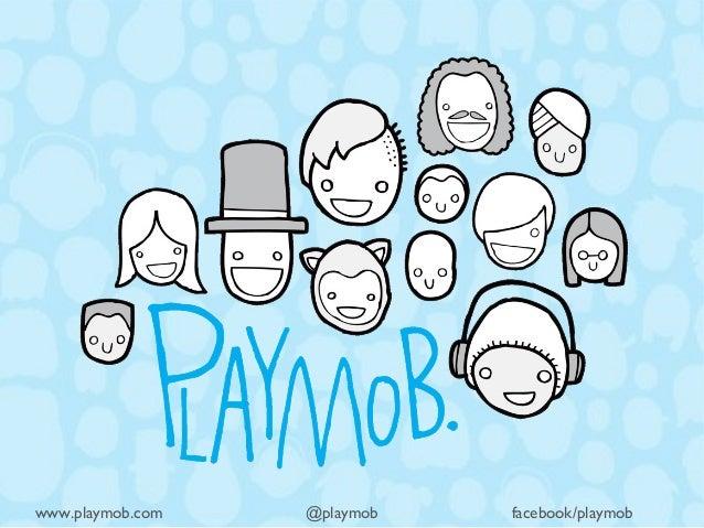 www.playmob.com   @playmob   facebook/playmob