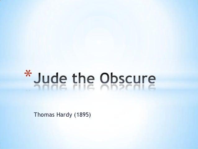 *    Thomas Hardy (1895)