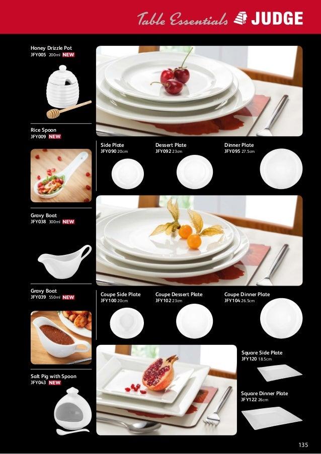 Judge Table Essentials 26cm Flan Dish