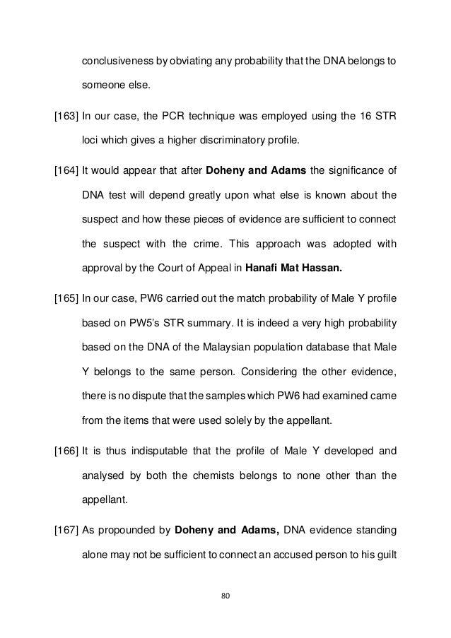 Judgment Anwar Ibrahim Sodomy 2015