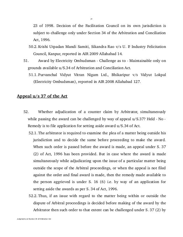 arbitration act 1996 drafting and award Analysis of section 69 of the english arbitration act 1996:  and finality in arbitration awards  in this report led to the drafting of the first arbitration.