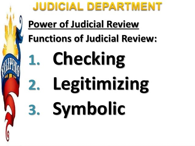 article viii judicial department the Article 8 judicial department 1 judiciary - (also known as the judicial system or 'court system) is the system of courts that interprets and applies the law in.