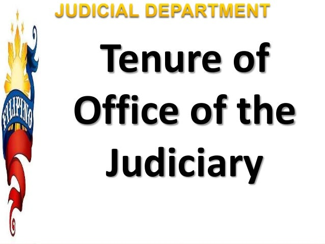 article viii judicial department the The supreme court of the philippines section 1 of article viii contains definition of judicial power that had not been found in previous constitutions also vested in the supreme court administrative supervision over all lower courts which heretofore was under the department of justice.