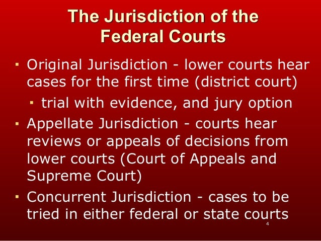 on what basis can a case go to federal court