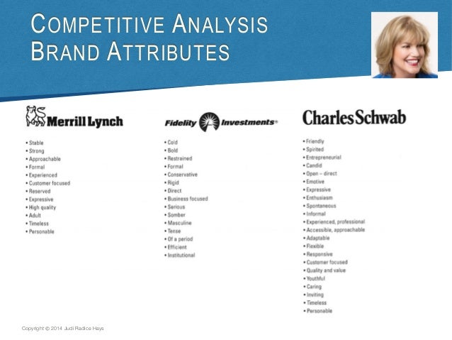 """charles schwab case analysis How charles schwab improved marketing budget management with allocadia """"our marketers have become more accountable and better stewards of the dollars allocated to them."""