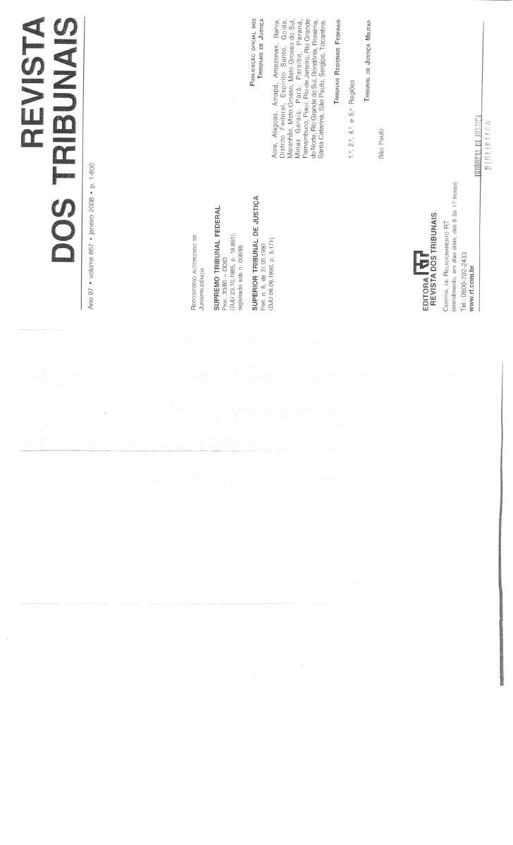 Judith martins costa - um aspecto da obrigação de indenizar - notas para uma sistematização dos deveres pré-negociais de p...