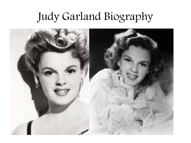 judy garland a biography Nearly two decades ago, while researching a book about judy garland, biographer gerald clarke stumbled on an old gossip column noting that his subject was working on a memoir for random house this piqued clarke's curiosity, he later told entertainment weekly no memoir had ever appeared clarke.