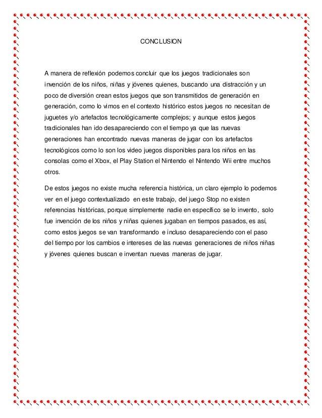 Juego Tradicional Colombiano
