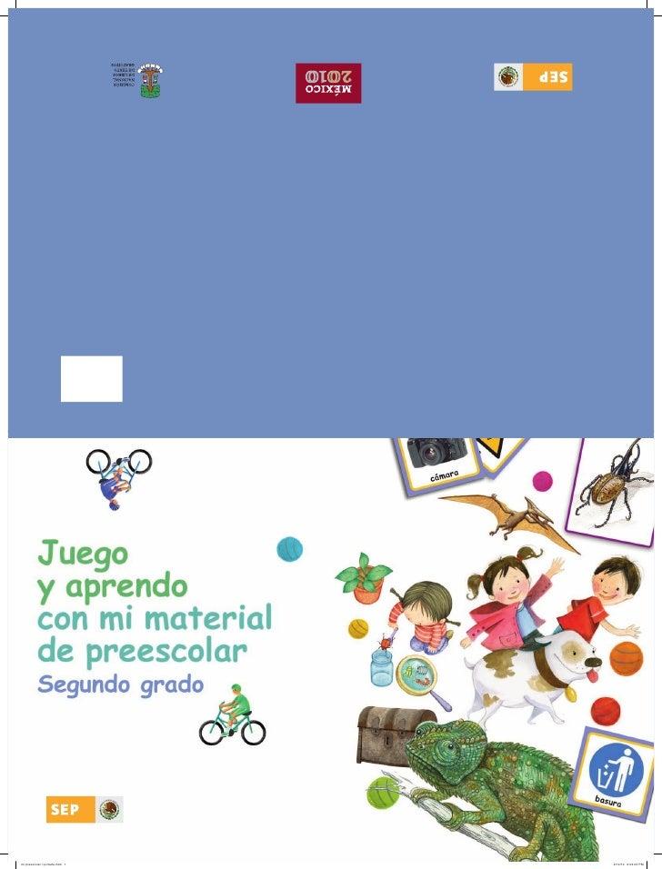 2o preescolar | portada.indd 1   2/19/10 6:03:03 PM