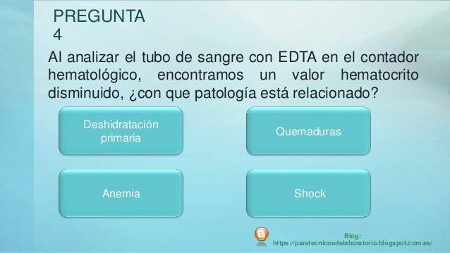 Juego Cuanto Sabes De Hematologia