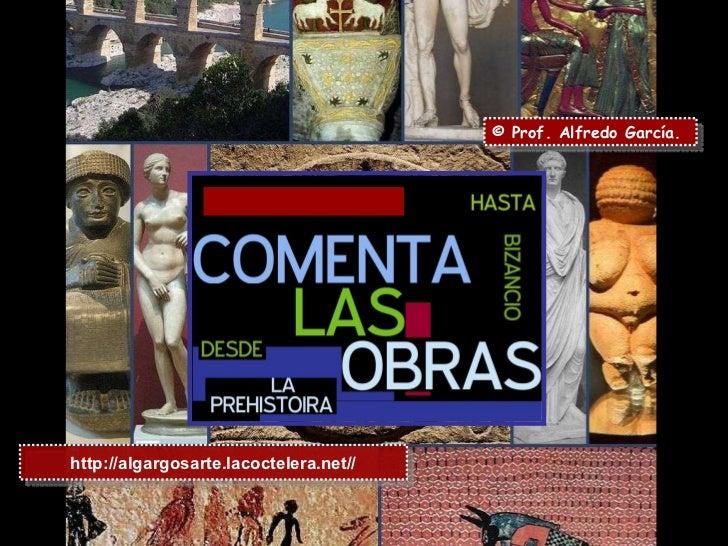© Prof. Alfredo García. http://algargosarte.lacoctelera.net//