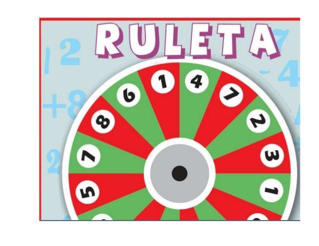 Juego ruleta prae en word (para Imprimir)