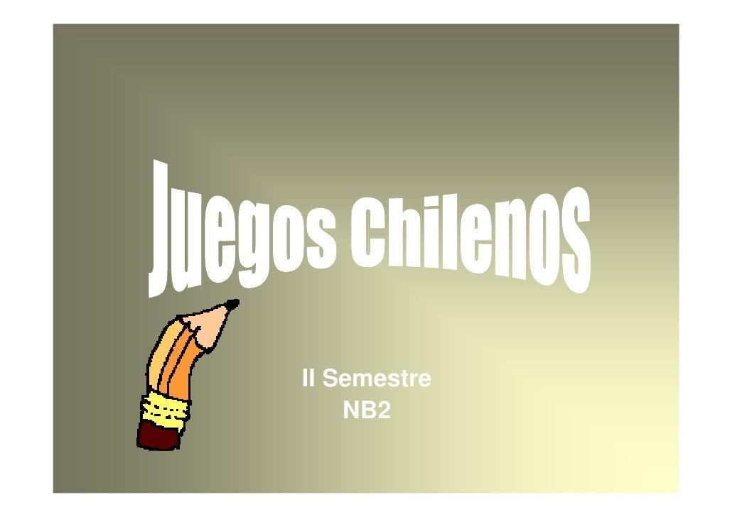 Juegos Chilenos