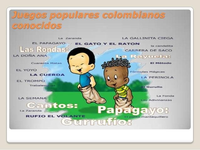 Juegos De Colombia