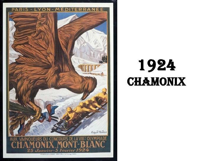 1924 Chamonix