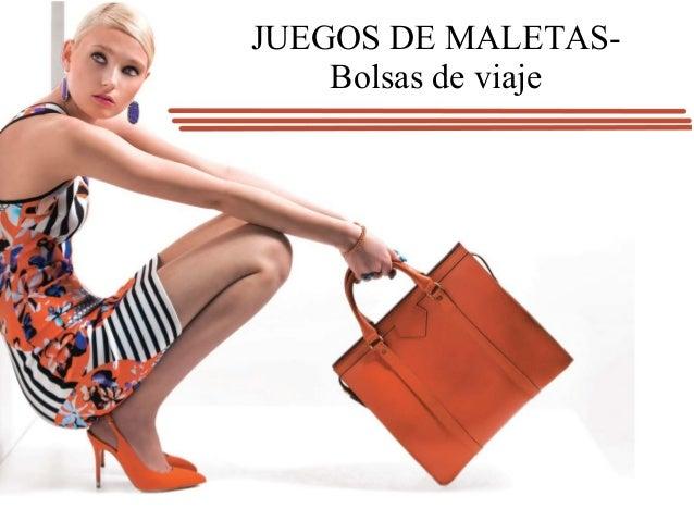 JUEGOS DE MALETAS- Bolsas de viaje