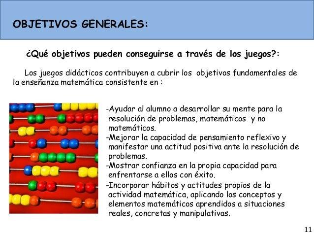 Juegos Didacticos Matematicas
