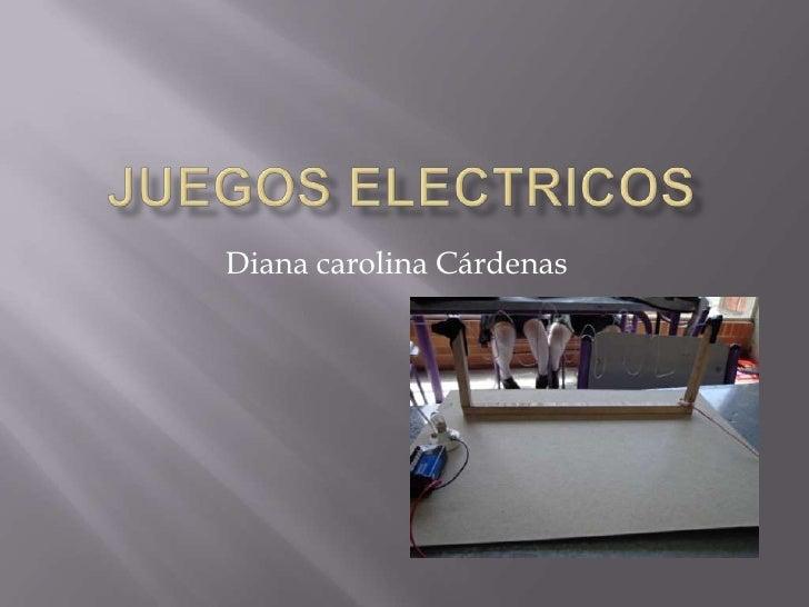 Diana carolina Cárdenas
