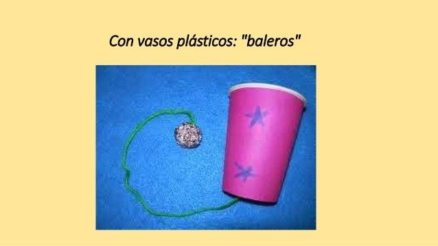 Juegos Hechos Con Material Reciclado