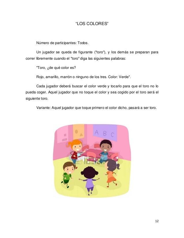 juegos colores infantil