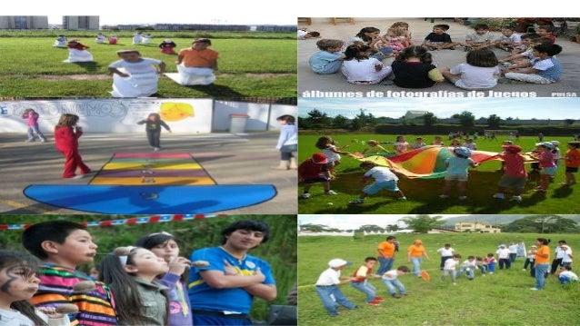 Juegos Ludicos En El Preescolar
