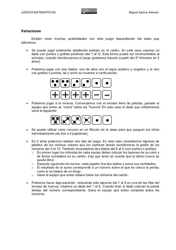 Juegos matemáticos para Educación Infantil Slide 3