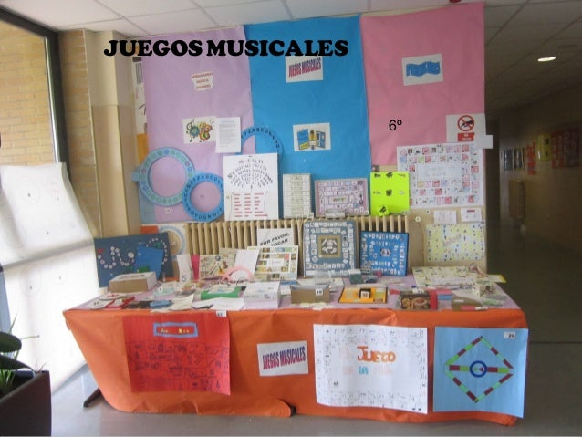 6º JUEGOS MUSICALES 6º