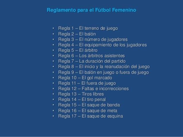 Juegos nacionales 2012 for Regla de fuera de juego en futbol