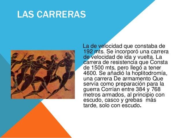 Juegos Olimpicos Antiguos